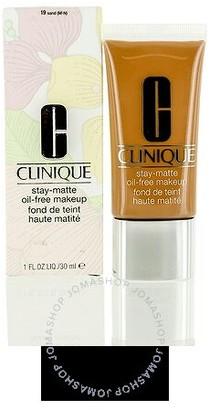 Clinique / Stay Matte Oil Free Makeup 19 Sand 1.0 oz