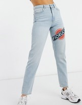 Thumbnail for your product : Fiorucci Tara jeans in light vintage