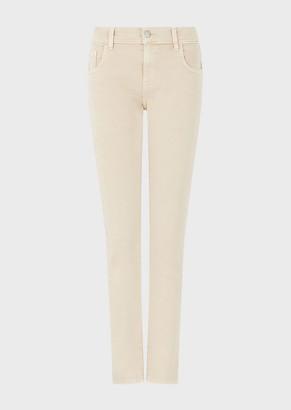 Emporio Armani J36 Regular-Fit, Comfort Bull-Denim Jeans