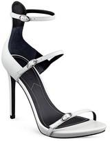 Kendall + Kylie Audra Buckled High Heel Sandals