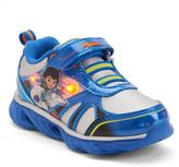 Disney Disney's Tomorrowland Miles Boys' Light-Up Athletic Shoes
