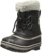 Sorel Boys' Yoot Pac TP Waterproof Winter Boot 2 M US