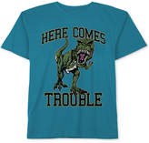 JEM Dinosaur Graphic-Print Cotton T-Shirt, Toddler Boys