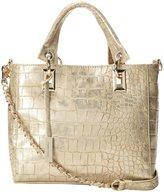 Ivanka Trump Brooke Satchel Top Handle Bag