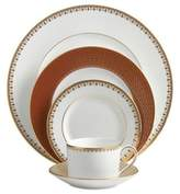 Waterford Lismore Diamond Cinnabar 5-Piece Place Setting
