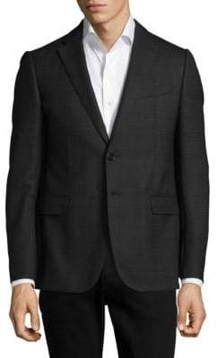 Giorgio Armani Virgin Wool Jacket