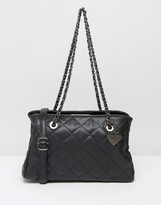 Marc B Kate Quilted Shoulder Bag