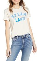 Lucky Brand Dream Land Graphic Tee