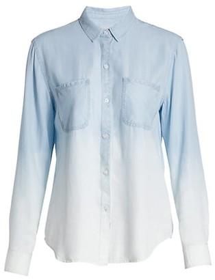 Rails Carter Dip-Dye Denim Shirt