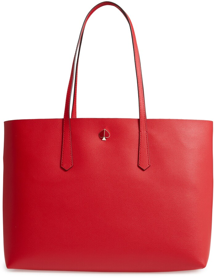 Kate Spade Large Molly Leather Tote