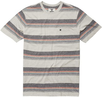 VISSLA The Tube Pocket T-Shirt - Men's