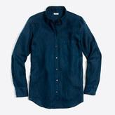 J.Crew Factory Garment-dyed linen shirt