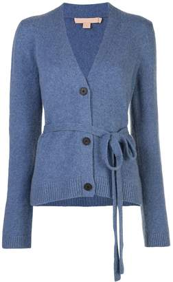 Brock Collection belted waist cardigan