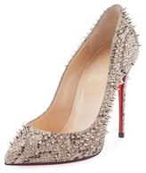 Christian Louboutin Escarpic Spike 100mm Red Sole Pump