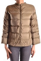 Peuterey Women's Green Polyamide Down Jacket.
