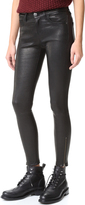 Current/Elliott Stiletto Leather Pants