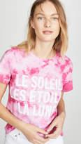Cinq à Sept Tie Dye Celestial T-Shirt