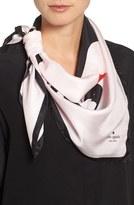 Kate Spade Women's Masquerade Square Silk Scarf