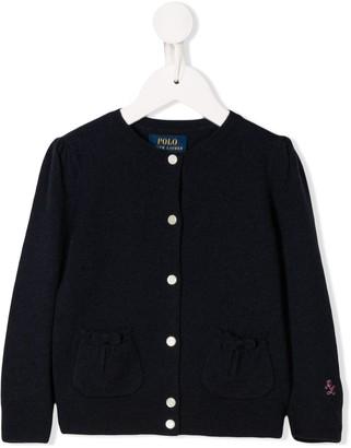 Ralph Lauren Kids Button Up Cardigan