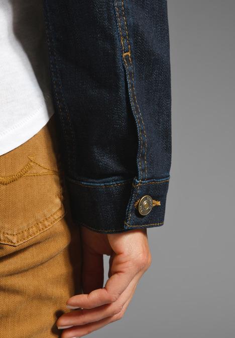 Hudson Jeans The Signature Jean Jacket