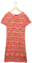 Missoni Girls' Striped Knit Dress