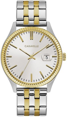 Caravelle by Bulova Men's Goldtone Bracelet Watch