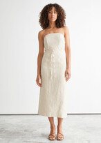 Thumbnail for your product : And other stories Bandeau Midi Dress