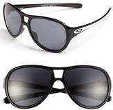 Oakley Women's 'Twentysix.2' 58Mm Sunglasses - Polished Black