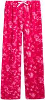 Calvin Klein Plush Printed Pajama Pants, Little Girls (4-6X) & Big Girls (7-16)