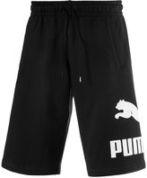 "Puma Men's 12"" Archive Logo Fleece Sweat Shorts"