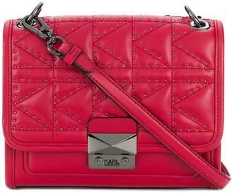 Karl Lagerfeld Paris K/Kuilted handbag