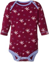 Kickee Pants Solid One Piece (Baby) - Melody Snow - 6-12 Months