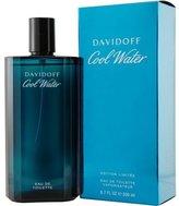 Davidoff Cool Water Eau de Toilette Spray for Men, 6.7 Fluid Ounce