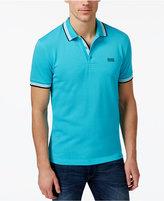HUGO BOSS Green Men's Davidson Cotton Polo