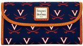 Dooney & Bourke NCAA Virginia Continental Clutch