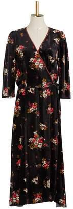 Forte Forte Floral print dress