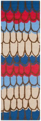 Safavieh Multicolor Wool-Blend Rug