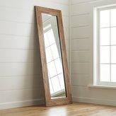 Crate & Barrel Seguro Floor Mirror