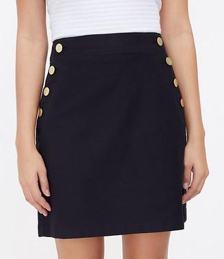 LOFT Sailor Skirt