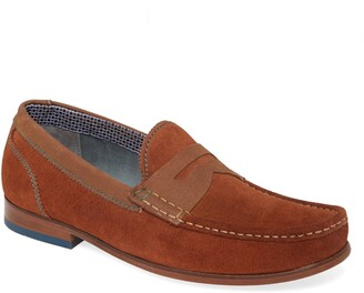 Ted Baker Xapon Penny Loafer