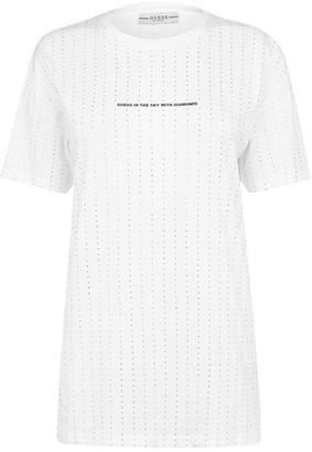 GUESS Diamonte T Shirt