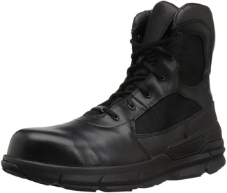 Bates Footwear Men's Charge Composite Toe Side Zip Military and Tactical Boot