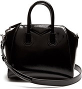 Givenchy Antigona mini patent-leather cross-body bag