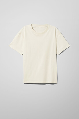 Weekday Alanis T-shirt - Black