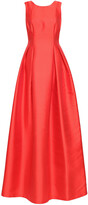 Thumbnail for your product : Sachin + Babi Pleated Taffeta Gown