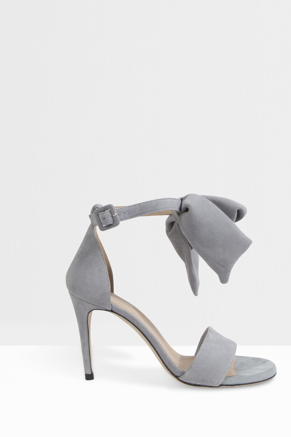 Paul & Joe Juliette Suede Bow Sandals