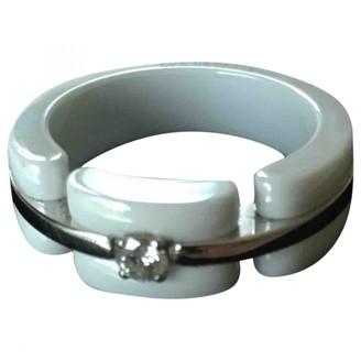 Chanel Ultra White White gold Rings