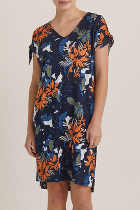 Sportscraft Skye Floral Linen Dress