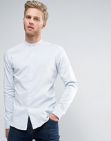 Reiss Slim Grandad Shirt