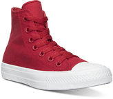 Converse Boys' Chuck Taylor All Star II Hi Top Casual Sneakers from Finish Line